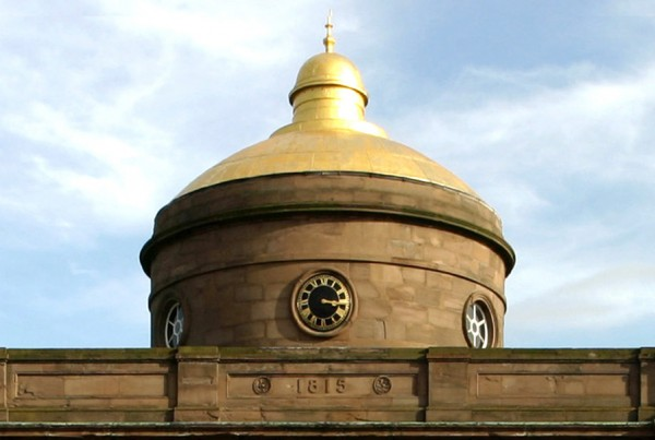 Montrose Academy bell tower