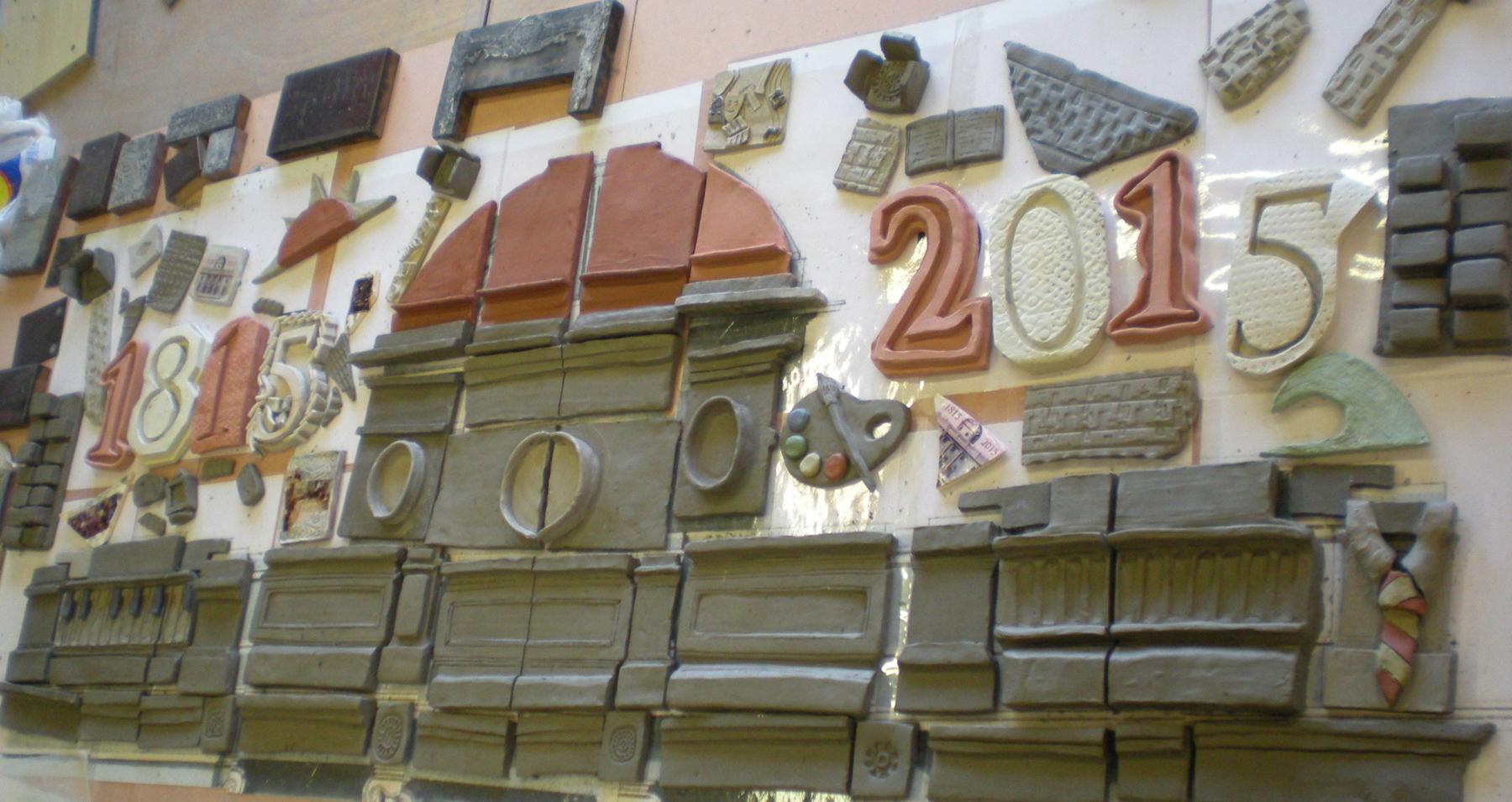 Artwork centenary