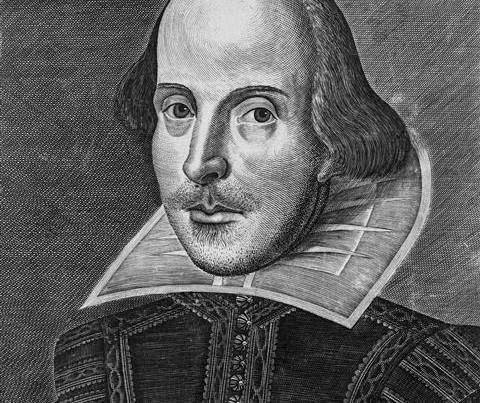 Shakespeareby Martin Droeshout